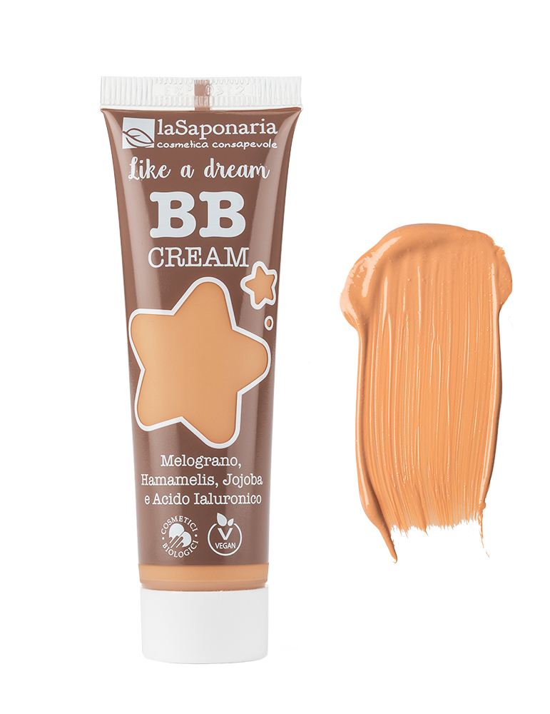 BB cream  Gold LaSaponaria 30ml