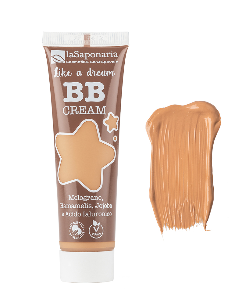 BB cream Beige LaSaponaria 30ml